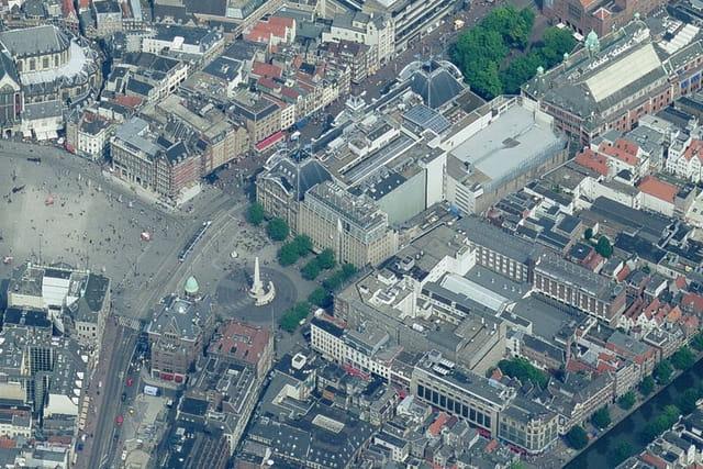 Circuit enfants à Amsterdam