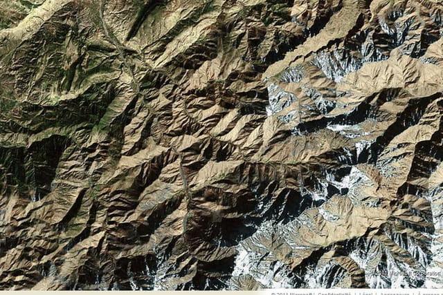 Les cascades de Ras-el-Oued