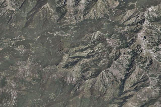 Le Monte Incudine