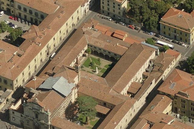 Le couvent et le musée San Marco