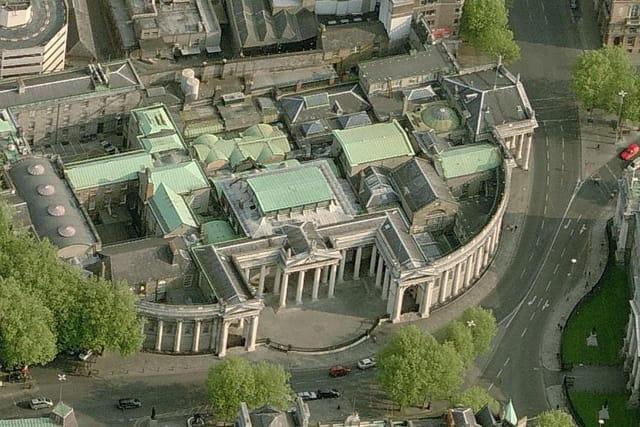 La banque d'Irlande