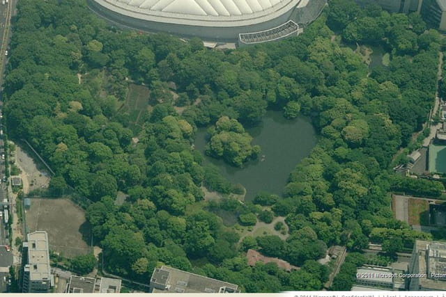 Le jardin Koishikawa Koraku-en