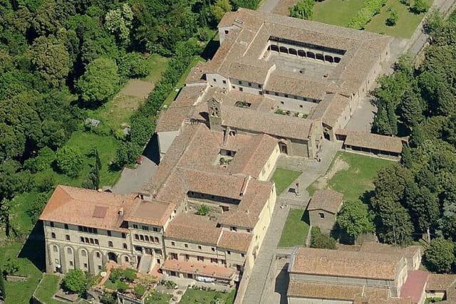 Le couvent de Saint-François