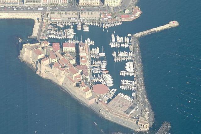 Le port de Santa Lucia