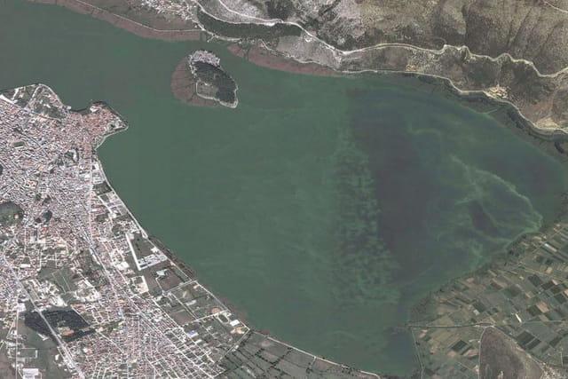 Le lac Pamvotis
