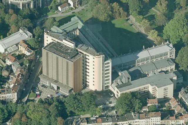 Muséum des Sciences naturelles de Bruxelles