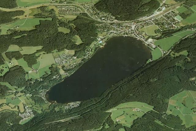 Le lac Titisee