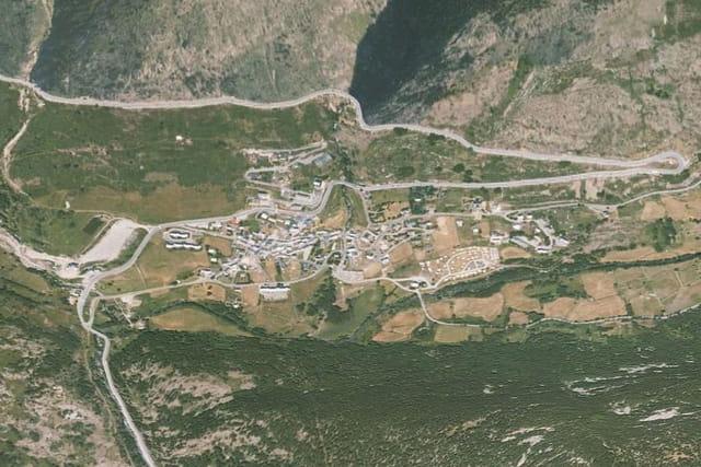 La vallée du Carol