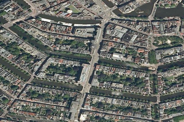 Le n°476 du canal Herengracht