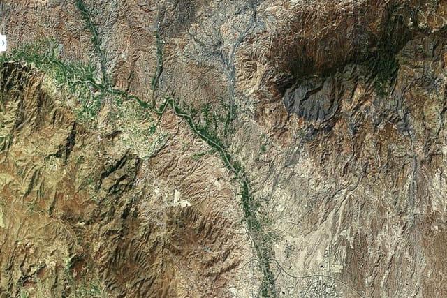 Le parc naturel du Cap de Gata-Níjar