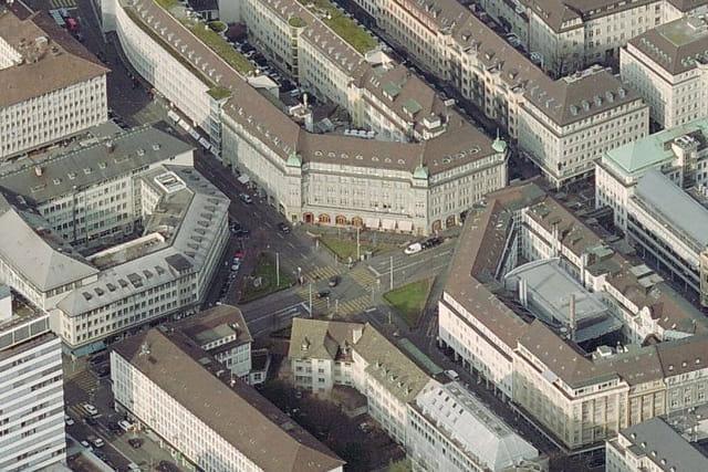 Schanzengraben de Zurich