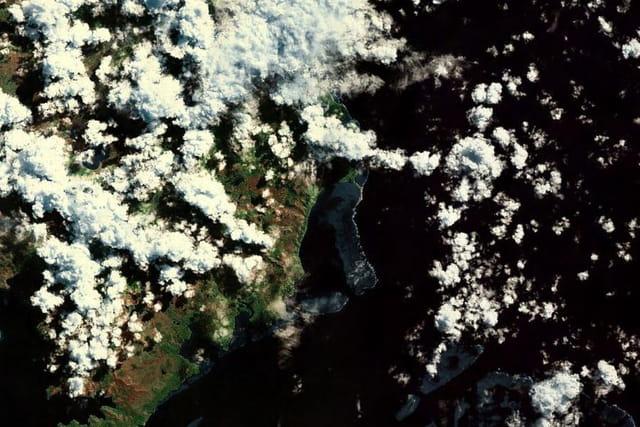 La baie de Goro