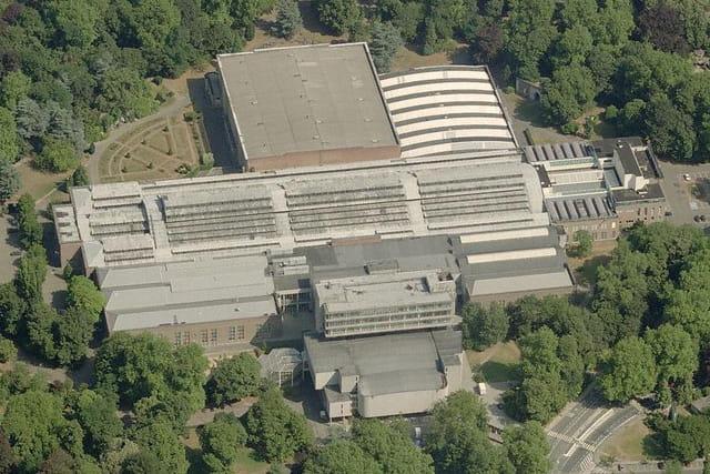 Le musée d'art contemporain S.M.A.K.