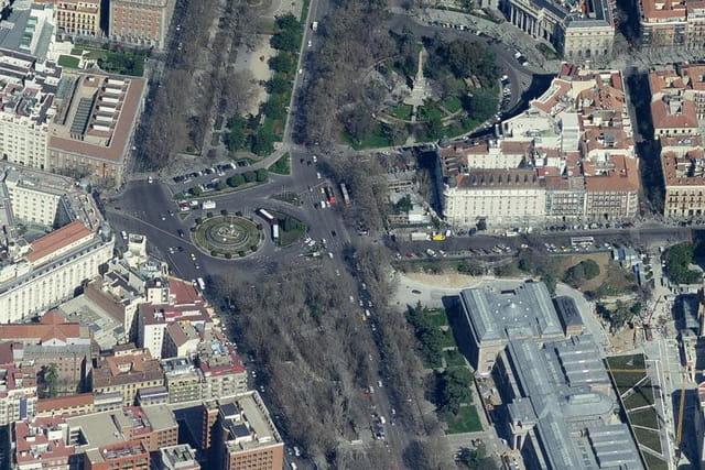 Le quartier des musées