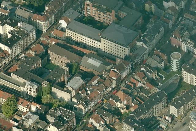 Ville Haute de Bruxelles