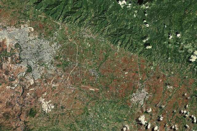 La vallée du Cibao