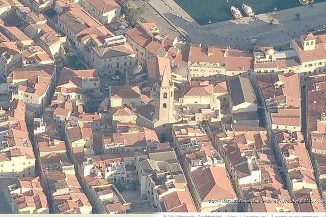 La cathédrale Santa Maria d'Alghero