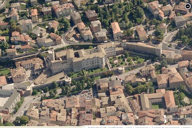 Le château de Buonconsiglio