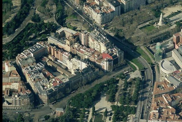 Les jardins du Campo del Moro
