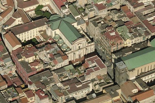 Les galeries souterraines de Naples