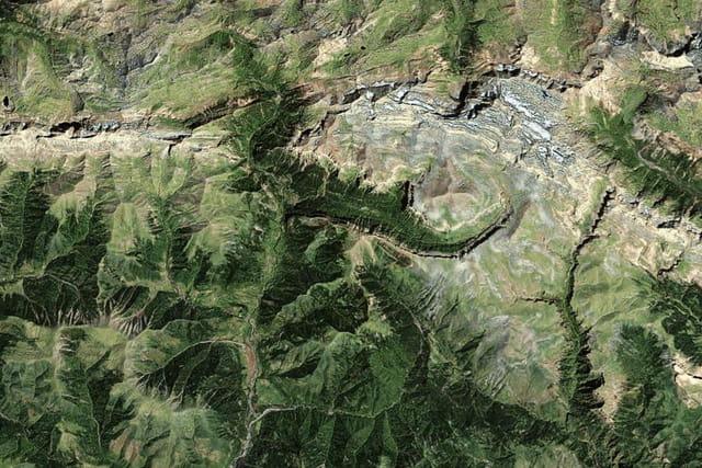 Le parc national d'Ordesa et du mont Perdu