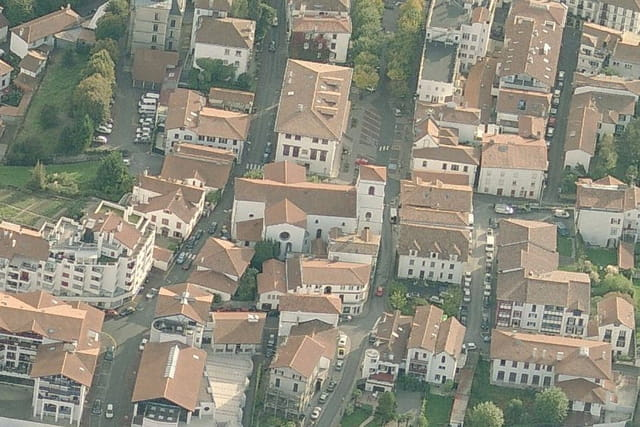 Église Saint-Vincent d'Hendaye