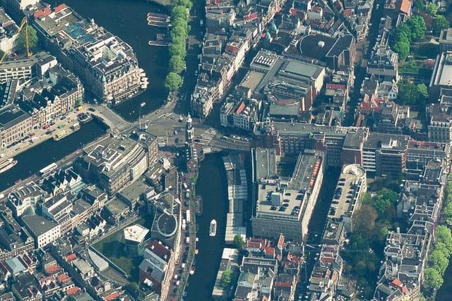 Munttoren d'Amsterdam