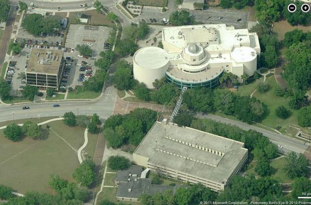 Le centre scientifique d'Orlando