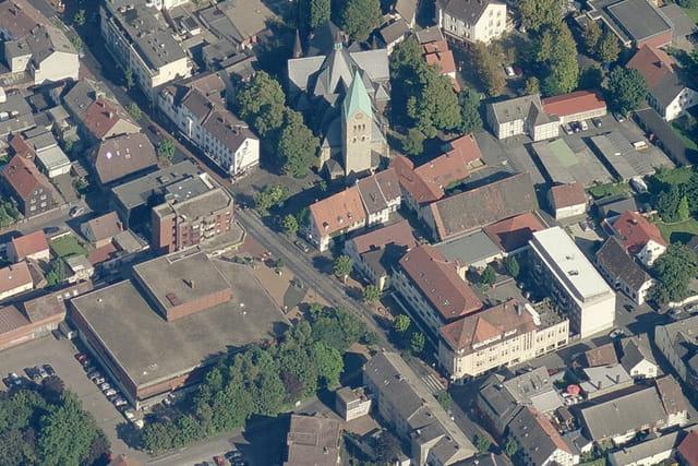 Sankt Peter Kirche de Salzbourg