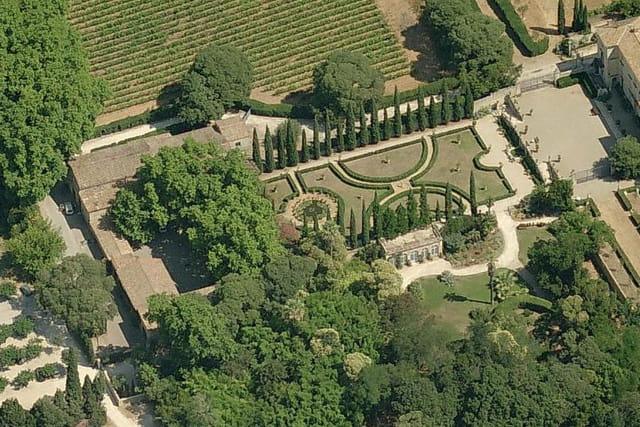 Le château de Flaugergues