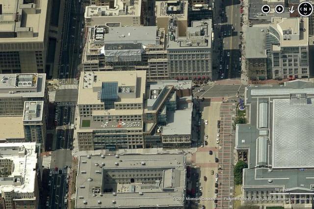 Le musée international de l'espionnage