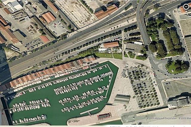 Les docks de Santo Amaro et d'Alcântara