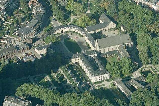 L'abbaye Notre-Dame-de-la-Cambre