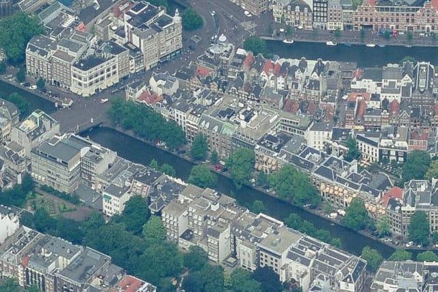 Le n°475 du canal Herengracht